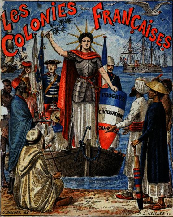 « Les colonies françaises »